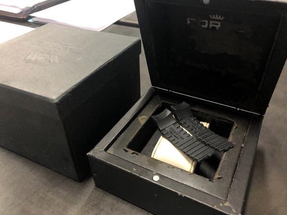 Relógio Fortis Estojo Caixa Original Usado No Estado