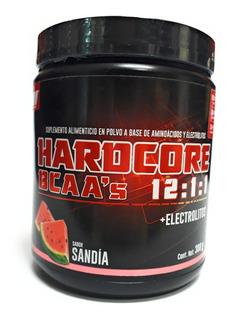 Bcaa Hardcore Advance Nutrition 12:1:1 300 G Envio Full
