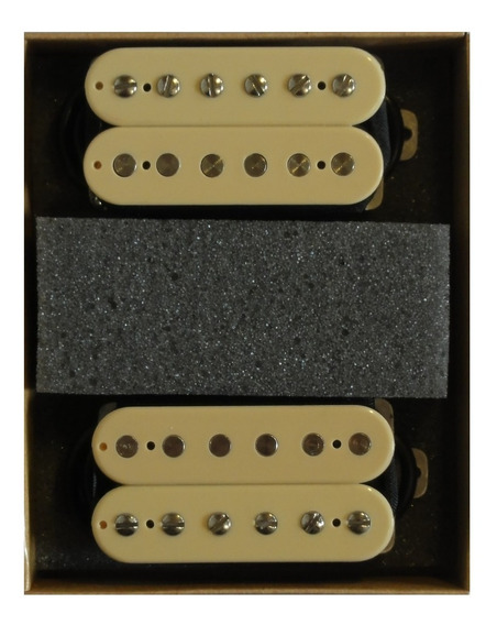Kit Captadores Malagoli Humbucker Standard Hb4 / Hb5