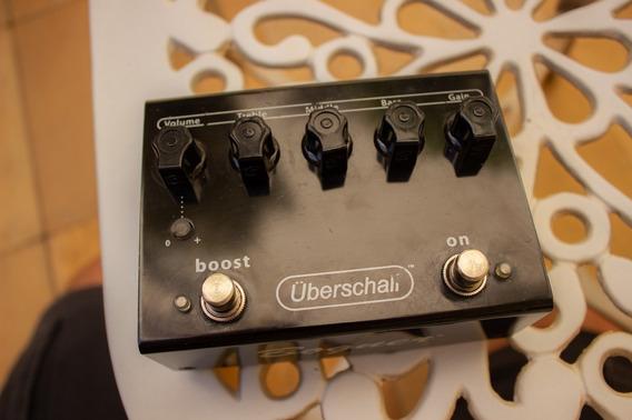 Pedal Bogner Uberschall Guitarra