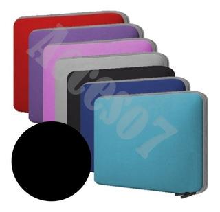 Funda Sencilla Para Laptop 15.6 Pulgadas 15 Pulgadas De Neopreno Con Cierre Alrededor