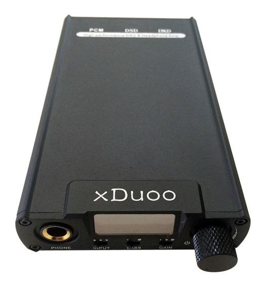 Dac Xduoo Xd-05 Amplificador De Fone + Xduoo X3