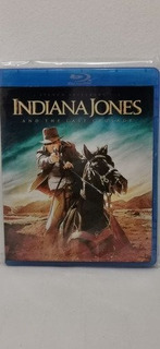 Indiana Jones And The Last Crusade Blu-ray Chileno [nuevo]