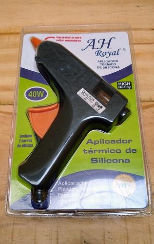 Amplificador Térmico De Silicona Ah Royal 40w