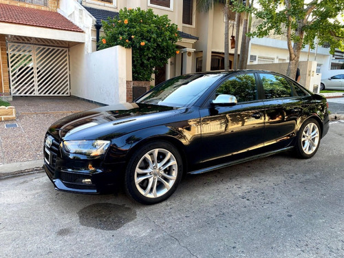 Audi S4 V6 3.0t Quattro S-tronic 2013, Nuevo Impecable