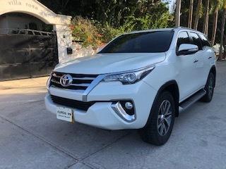 Toyota Fortuner 2018 Diésel - Automática