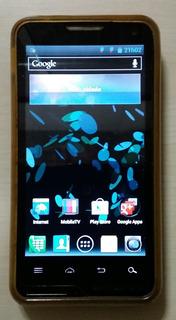 Celular Smartphone Android Motorola Atrix Tv Xt687 Tv Gps