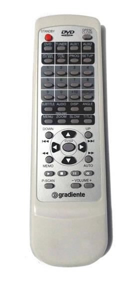 Controle P/ Home Theater Hts-521 Gradiente Produto Original