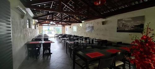 Salão Para Alugar, 440 M² Por R$ 12.800/mês - Jardim - Santo André/sp - Sl0117