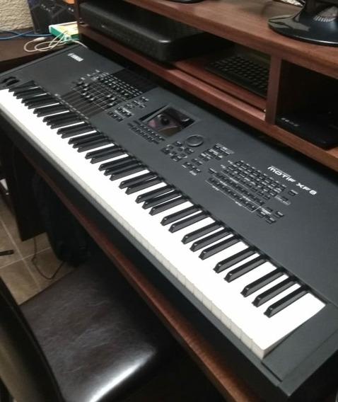 Teclado Yamaha Motif Xf8