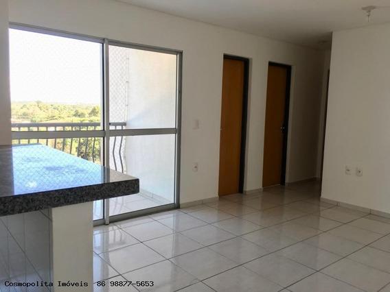 Apartamento Para Venda Em Teresina, São João, 3 Dormitórios, 2 Suítes, 2 Banheiros, 1 Vaga - Apto Emanuel Veloso