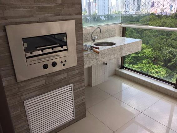 Apartamento Em Boa Viagem, Recife/pe De 170m² 4 Quartos Para Locação R$ 7.500,00/mes - Ap582336