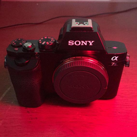 Câmera Sony A7s I