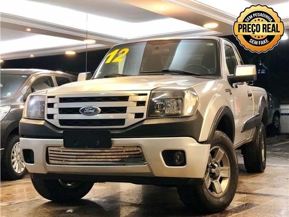 Ford Ranger 2.3 Xls Sport 16v 4x2 Cs Gasolina 2p Manual