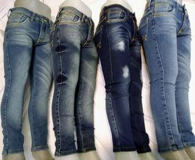3 Jeans X $550.00 Para Niños Tallas 4/16 Envio Gratis