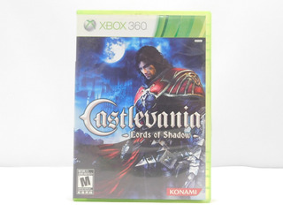 Castlevania: Lords Of Shadow - Xbox 360 ¡fisico-usado!