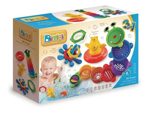 Bimbi Set Acqua Para Bebé Art01-0117