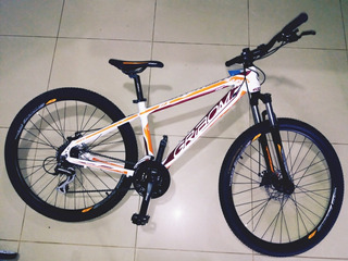 Bicicleta Gribom Sharek Elite 27.5