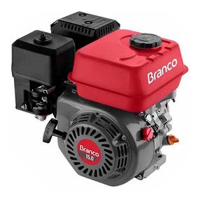 Motor À Gasolina 4t 15cv B4t-15.0h Com Partida Manual-branco
