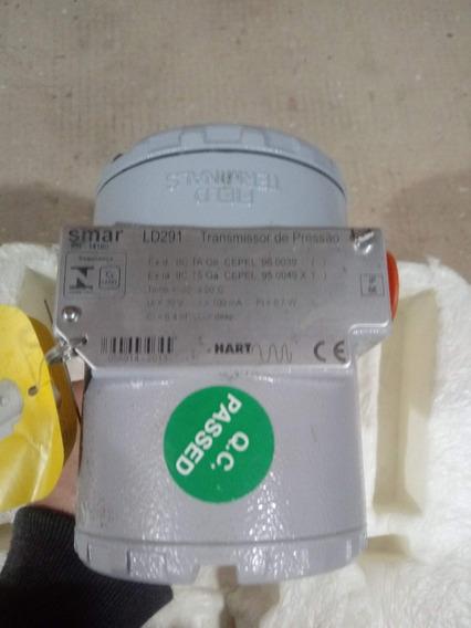 Transmissor Ld 291 Pressão Manométrica 4 A 20 Ma Smar.