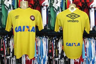 Athlético Paranaense 2014 Camisa De Treino Tamanho G.