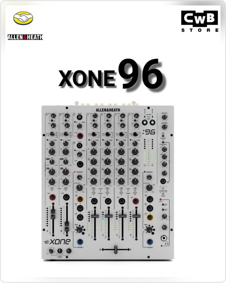 Xone 96 Novo Lacrado Cwb Store