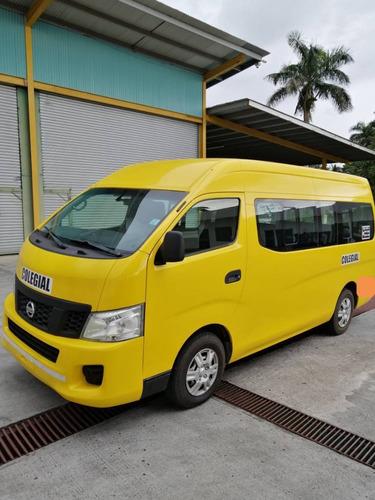 Nissan Urvan En Buen Estado