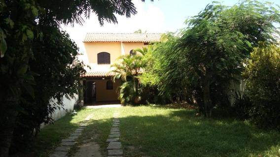Casa Com 04 Dormitórios À Venda E Locação Comercial, 153 M² - Bairro Macedônia - Arraial Do Cabo-rj - Ca1281