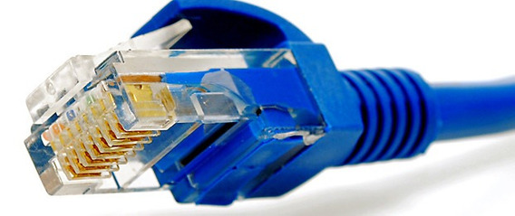 Cabo De Rede Rj45 Ethernet 2 Metros Internet