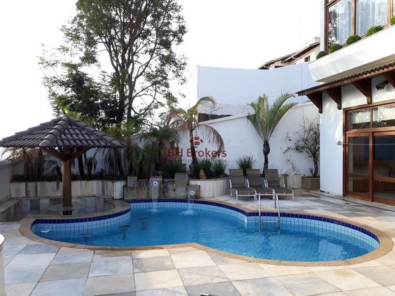 Excelente Casa 5 Quartos Proximo A Av.bandeirantes - 13621