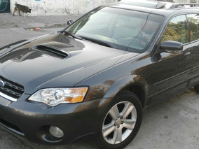 Subaru Outback Vagoneta 4x4 At