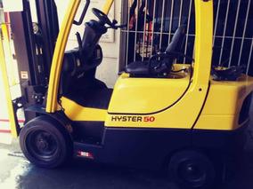 Montacarga Hyster 50