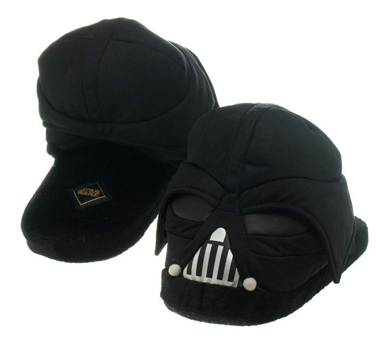 Pantunflas Para Adulto Unisex Star Wars Darth Vader