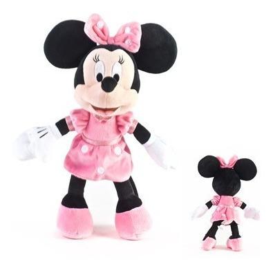 Peluche Minnie Mouse De Disney 35cm