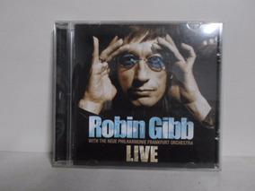 Cd Robin Gibb - Live - Seminovo