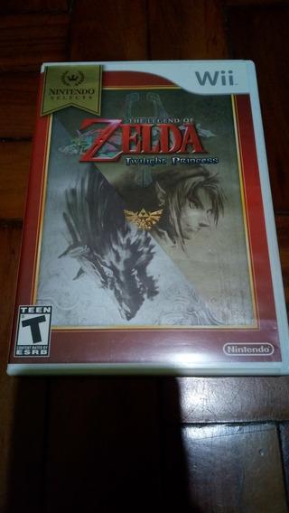 The Legend Of De Zelda - Nintendo Wii