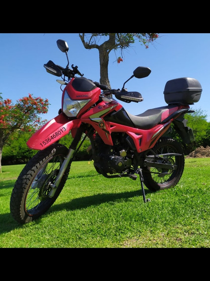 Gilera Smx 200 Enduro