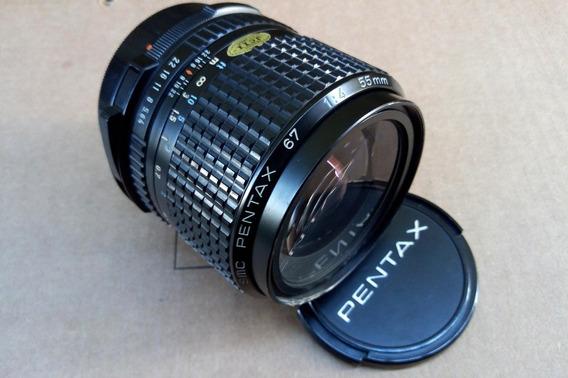 Smc Pentax 67 55mm