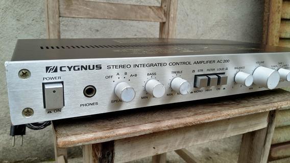 Amplificador Ac200 Sygnus,n Gradiente Cce Polyvox Marantz