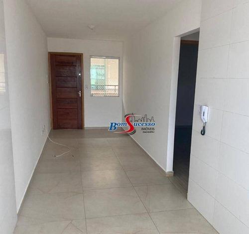 Imagem 1 de 12 de Apartamento Com 2 Dormitórios À Venda, 45 M² Por R$ 225.000,00 - Vila Carrão - São Paulo/sp - Ap3196