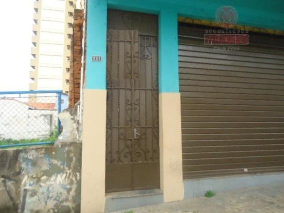 Casa Residencial Para Locação, Centro, Piracicaba. - Ca0957