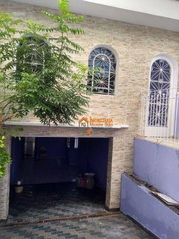 Imagem 1 de 19 de Sobrado Com 3 Dormitórios À Venda, 200 M² Por R$ 800.000,00 - Vila Rosália - Guarulhos/sp - So0807