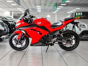 Ninja 300cc Ano 2014 Financiamos 36x Com Pequena Entrada