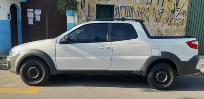 Fiat Strada Working Cabine Dupla