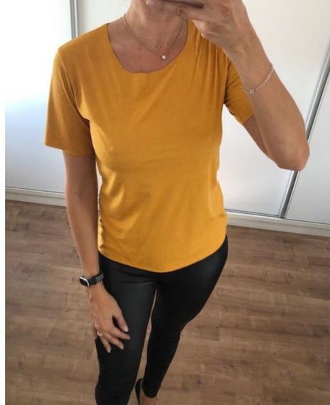 Promoção Blusa Suede T-shirt Feminina Blogueiras Instagram