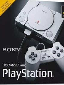 Playstation One Classic Edition Mini Novo Original Lacrado