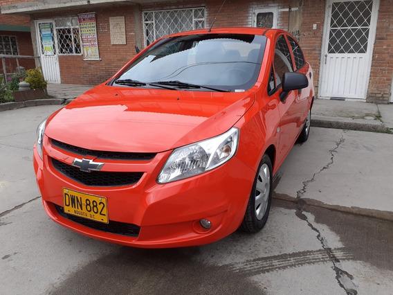 Chevrolet Sail Ls Aa Mt 2ab Abs 1400cc