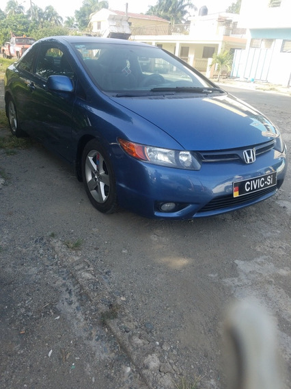 Honda Civic Lx Coupe 2006