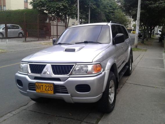 Mitsubishi Nativa Gls Td 2008