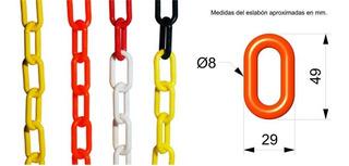 Cadena Plastica 105 Manyplast - 8x29x49 X Metro